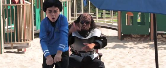 klingonstyle